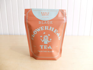 Flowerhead Tea Co. Early Grey