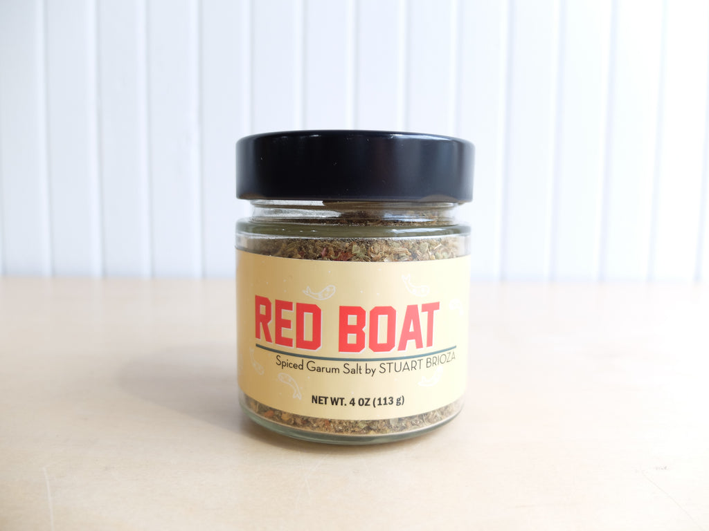 Red Boat x Stuart Brioza Spiced GARUM Salt