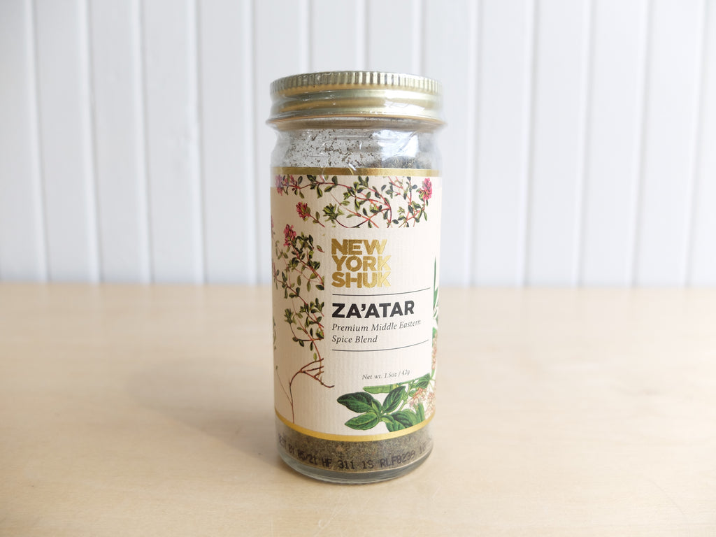 New York Shuk Za'atar
