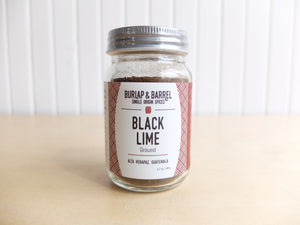 Burlap & Barrel Black Lime