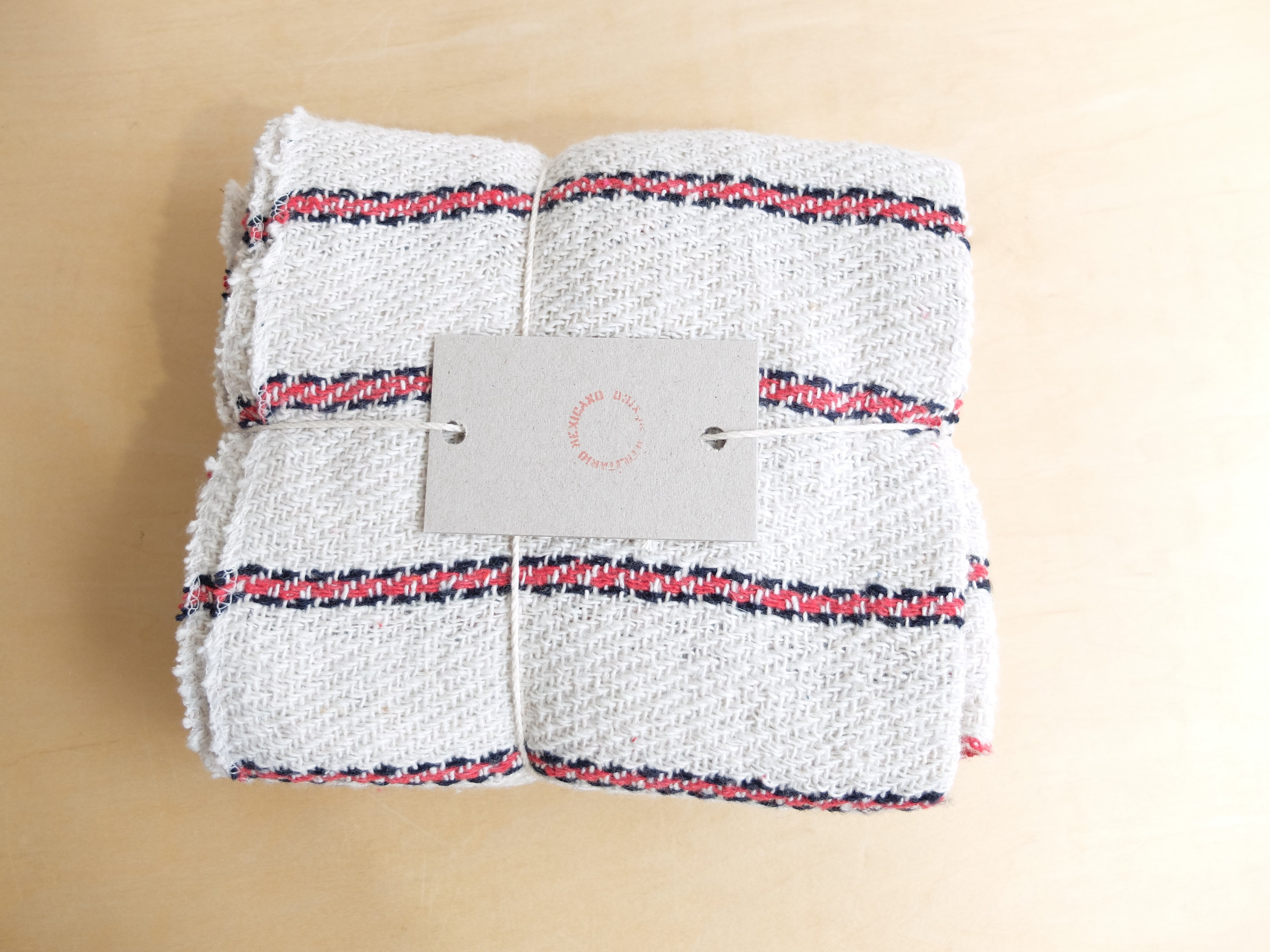 Cotton Dish Towel Set