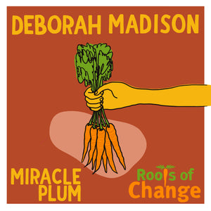 5/8/2020 6:30p Author Event: Deborah Madison, in conversation with Michael Reid Dimock (Live Podcast Taping)