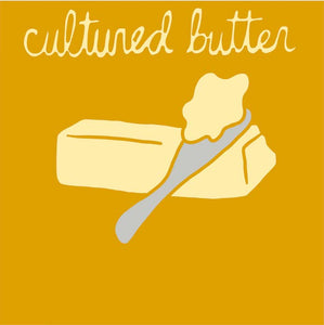 1/19/20 Cultured Butter Workshop with Sarah Owens