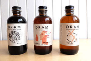 "Dram ""Hair of the Dog"" Aromatic Cocktail Bitters - Hangover Remedy"