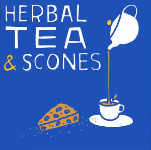 3/15/20 4:30p-6:30p POSTPONED Scone and Herbal Tea Blending Workshop with Joni Davis and Amy Charnay