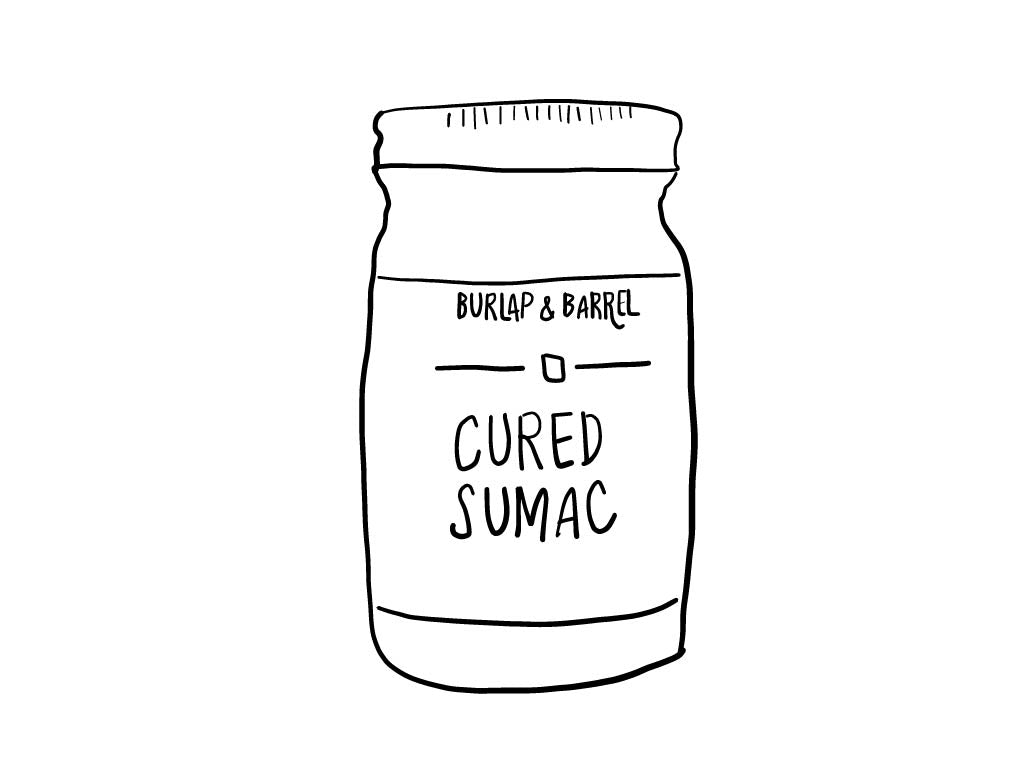Burlap & Barrel Cured Sumac
