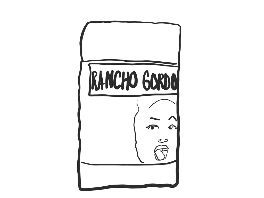 Rancho Gordo Mayocoba Bean