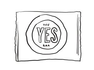 Yes Bar Strawberry Coconut