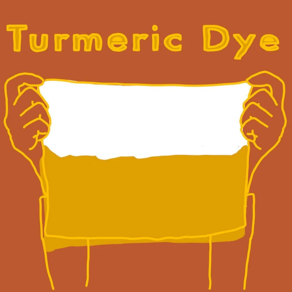 5/3/2020 11:30a-1:30p POSTPONED DIY Turmeric Napkins! A Natural Dye Workshop with Diaspora Co.