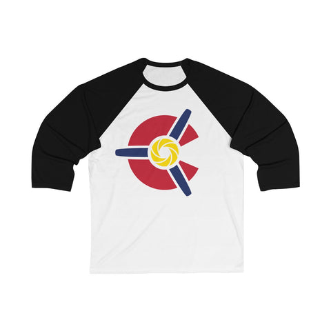 Drone CO 3/4 Sleeve Baseball Tee