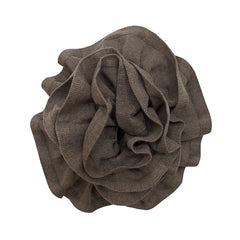 Scarf ruffled medium