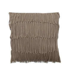 Pillow w/fringe