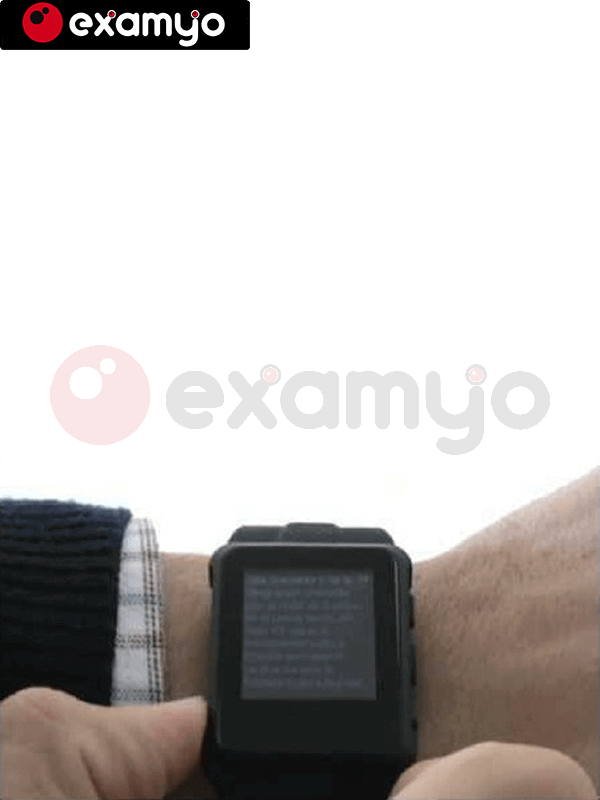 eXamYo Watch Cheating