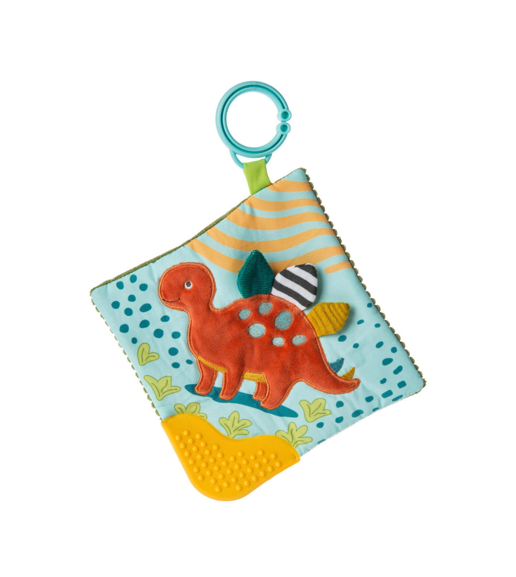 Pebblesaurus Crinkle Teether