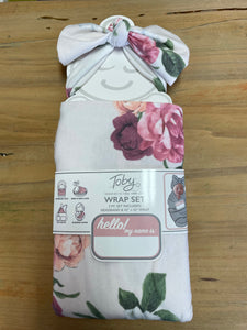 Newborn Wrap Set