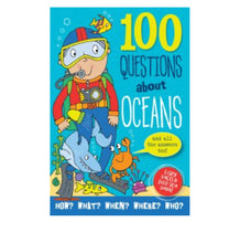 Load image into Gallery viewer, 100 Questions About Oceans