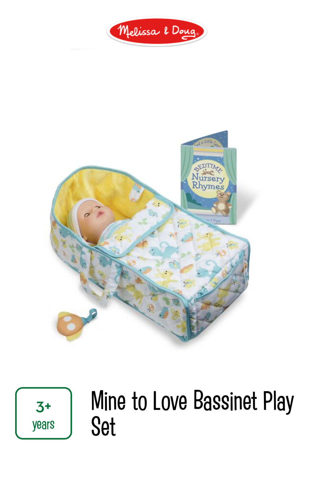 Bassinet Play Set