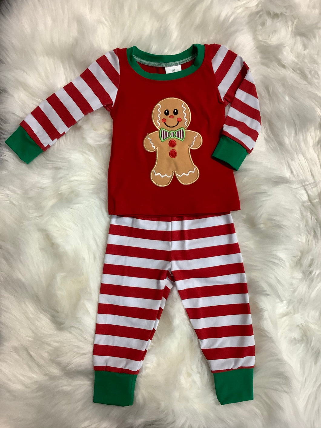 Mr. Gingy PJ's