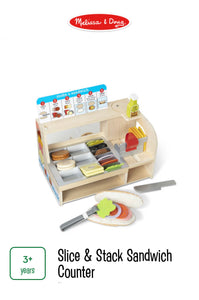Slice & Stack Sandwich Counter