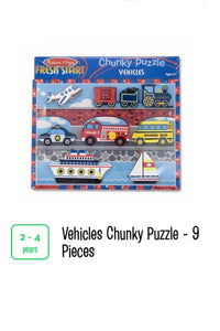 Chunky Puzzles