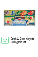 Load image into Gallery viewer, Catch & Count Fishing Game