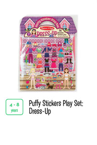 Puffy Sticker Play Sets