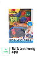 Load image into Gallery viewer, Fish & Count Learning Game