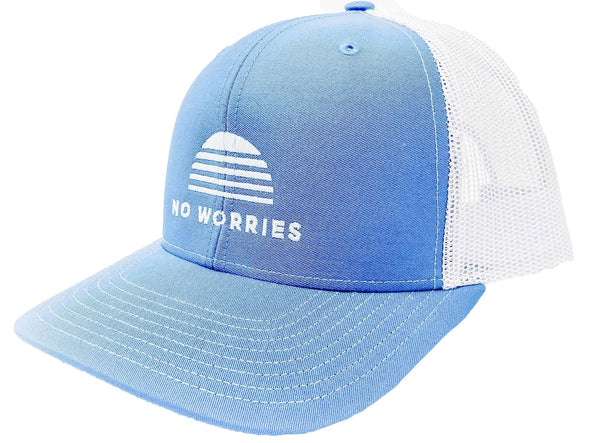 No Worries Trucker Hat