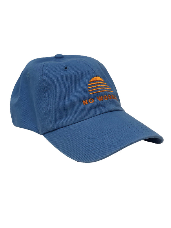 No Worries Garment Washed Hat