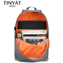 Load image into Gallery viewer, TINYAT BAGS Backpack