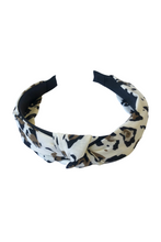 Natural Animal Knot Alice Band