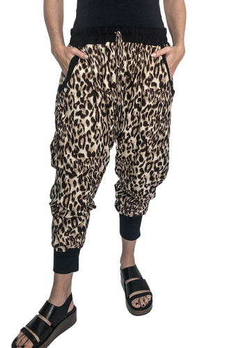 Animal Harem Pants
