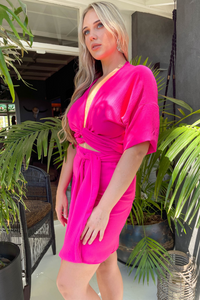 Pink Animal Knot Alice Band