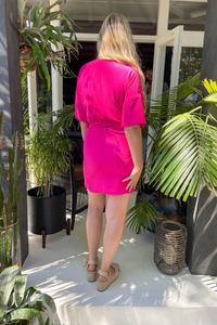 Black Canvas Knot Alice Band