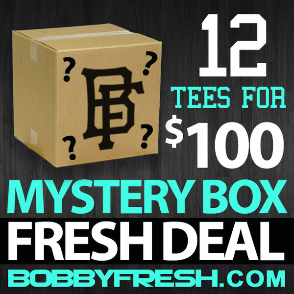 Mystery Fresh 12 Pack - Mens Tees