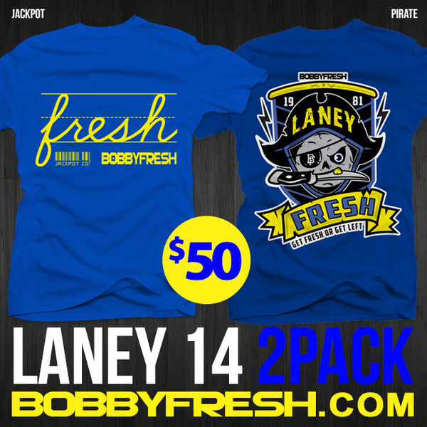 2 pack Laney Jackpot / Pirate