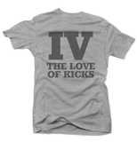 IV the Love Cement 4 Heather Tee