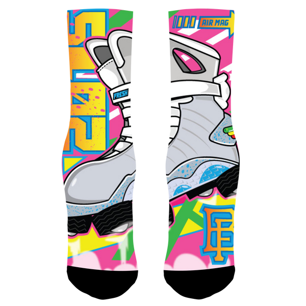 Air Mag Socks