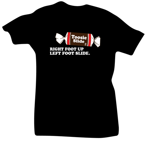 Toosie Slide Black Tee