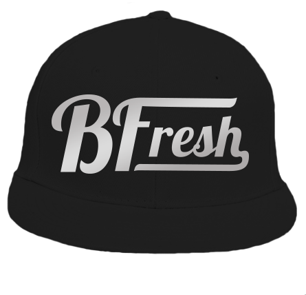 BFresh Black/Metallic Snapback