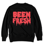 Been Fresh Black Infrared Crewneck - Bobby Fresh