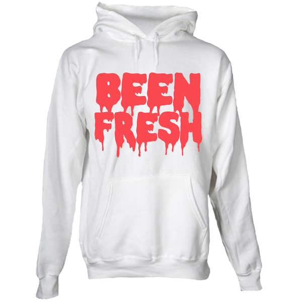 Been Fresh White Infrared Hoody