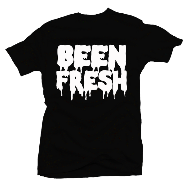 Been Fresh Black Tee - Bobby Fresh