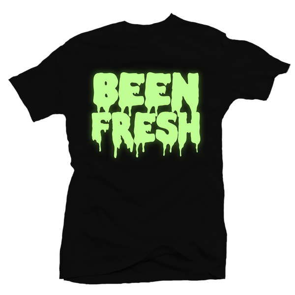 Been Fresh Glow In The Dark Tee