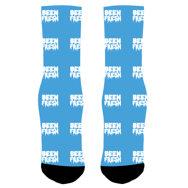 Been Fresh UNC Socks