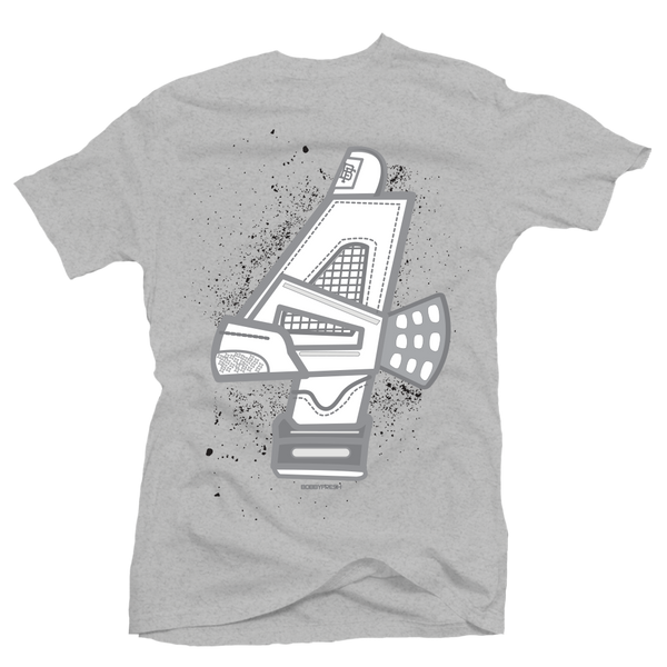 Cement 4 Heather Tee