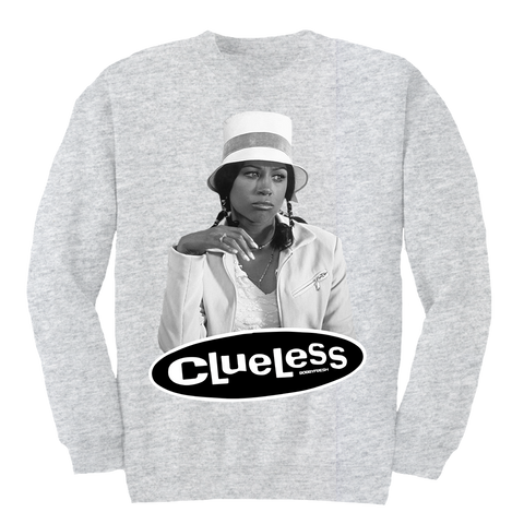 Clueless Heather Crewneck