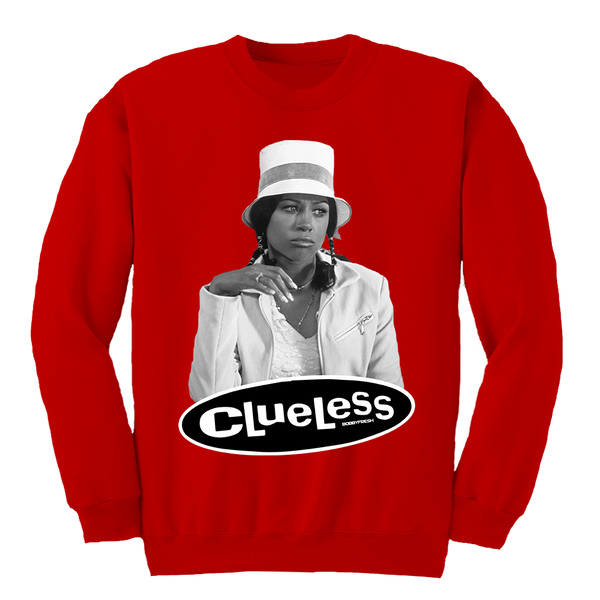 Clueless Red Crewneck