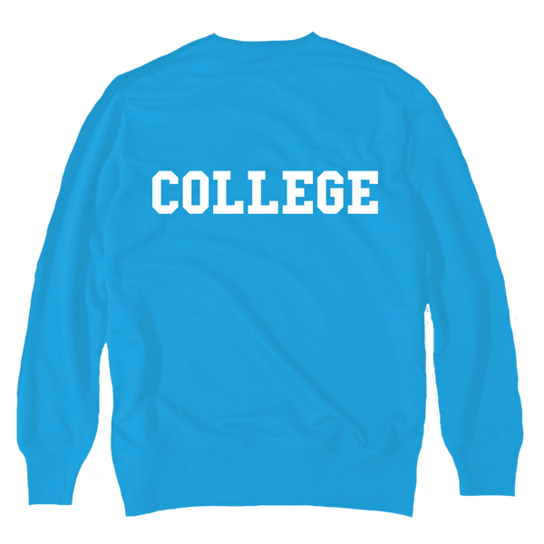 College Carolina Crewneck