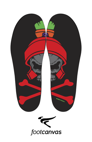 Dead Head Insoles